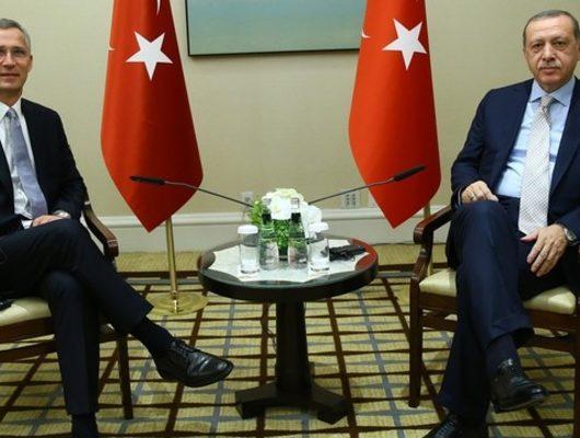 NATO'nun Türkiye açıklaması sonrası Cumhurbaşkanı Erdoğan'dan kritik görüşme!