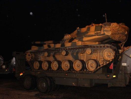 Son dakika: Fırtına obüsleri YPG hedeflerini vuruyor