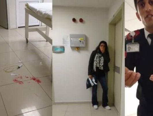 Yoğun bakım hastası sedyeden düşürüldü: Beynini patlattılar adamın