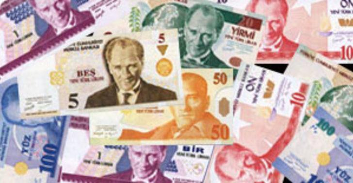 Toplam borç stoku 331 milyar YTL
