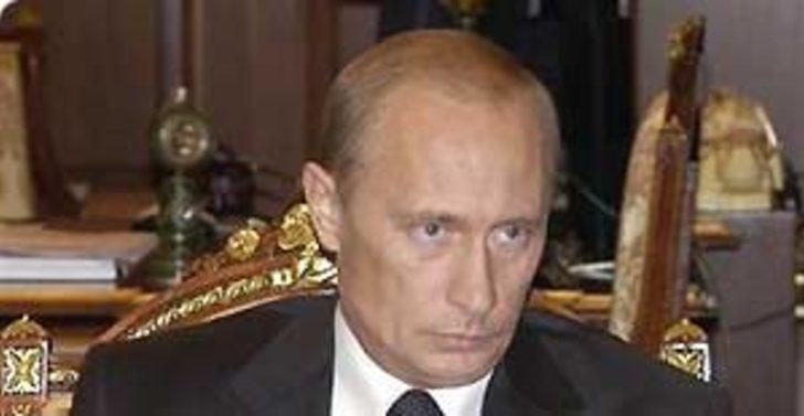 Putin: ''Teröristler fareler gibi ortadan kaldırılmalı''