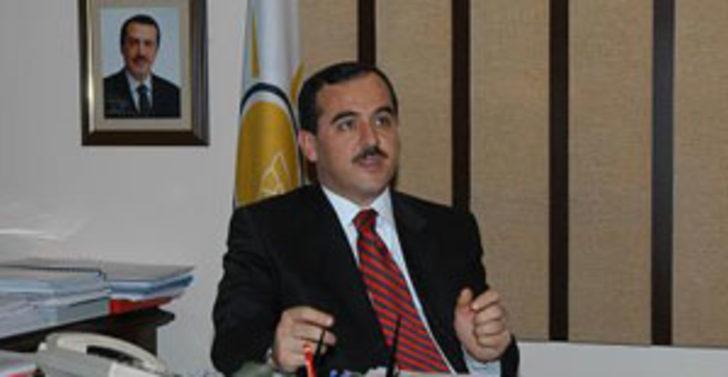 AKP'li Ergin'den yolsuzluk iddialarına cevap