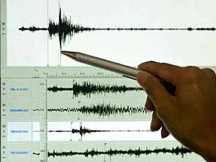 Çorum'da 3.8 ve 4.5 büyüklüğünde deprem