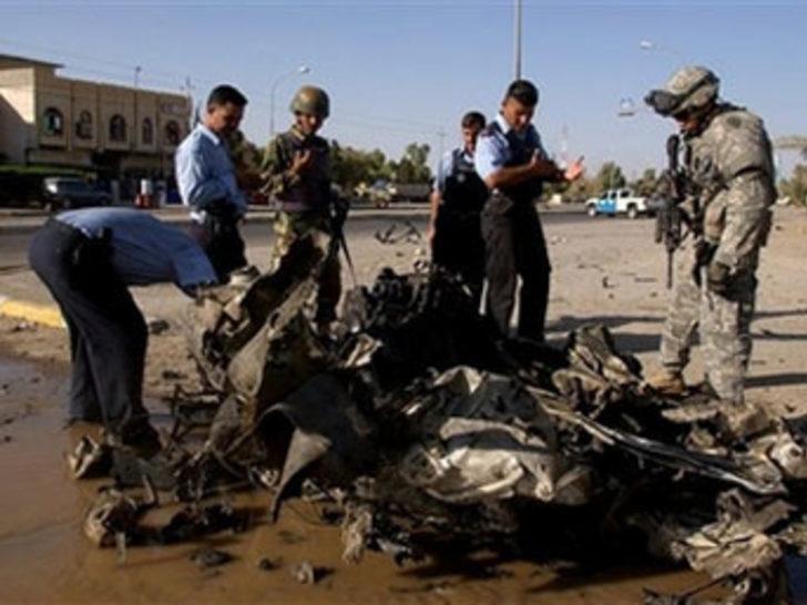 Irak'ta ABD askerlerine saldırılar