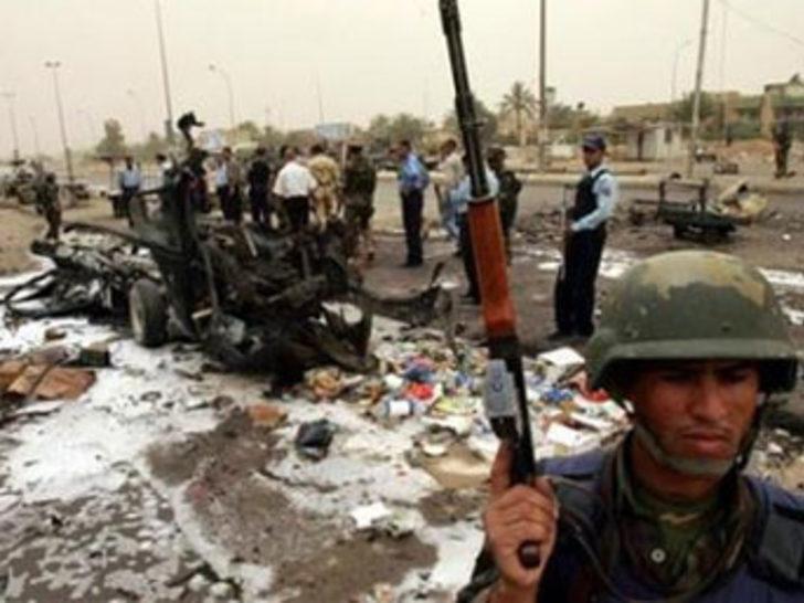 Irak'ta dün 11 ABD askeri öldü