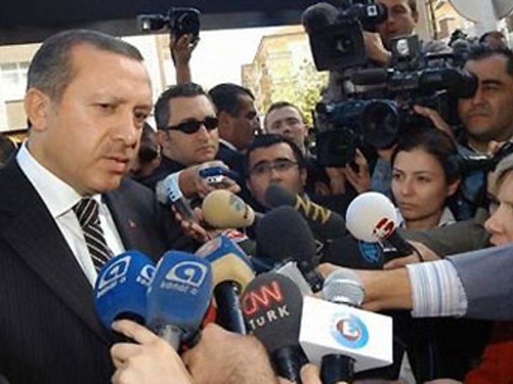 Erdoğan'dan süpriz toplantı