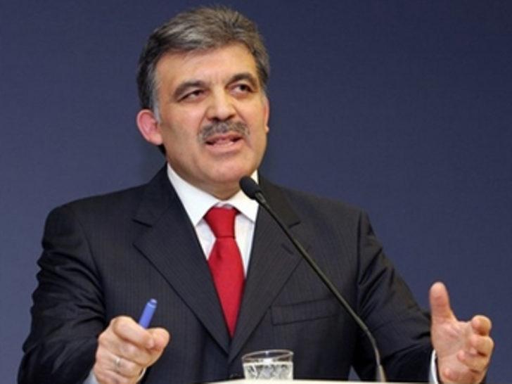 Gül: 'Türk dünyasının üzüntüsü büyük'