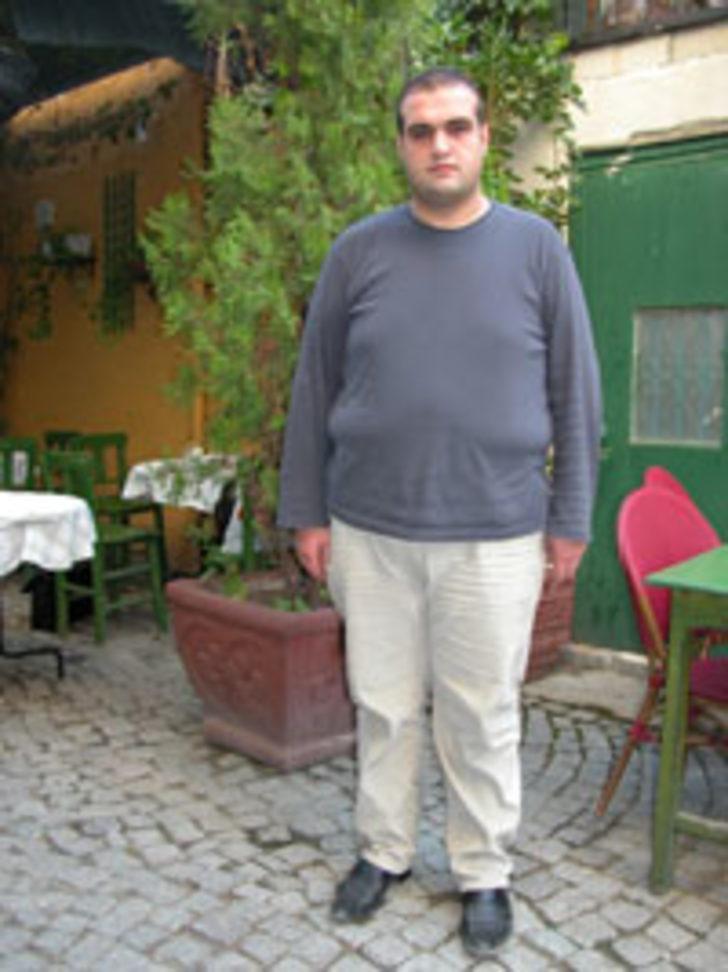Mide by-passı ile 4 ayda 45 kilo verdi