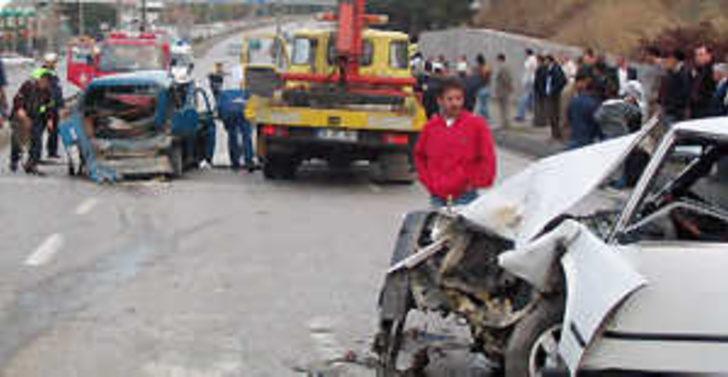 Samandıra'da trafik kazası: 1 ölü