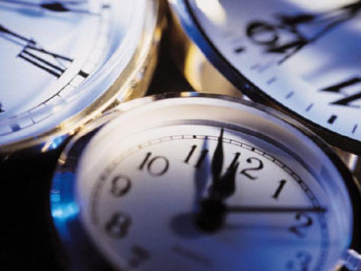 Saatlerinizi ileri aldınız mı?