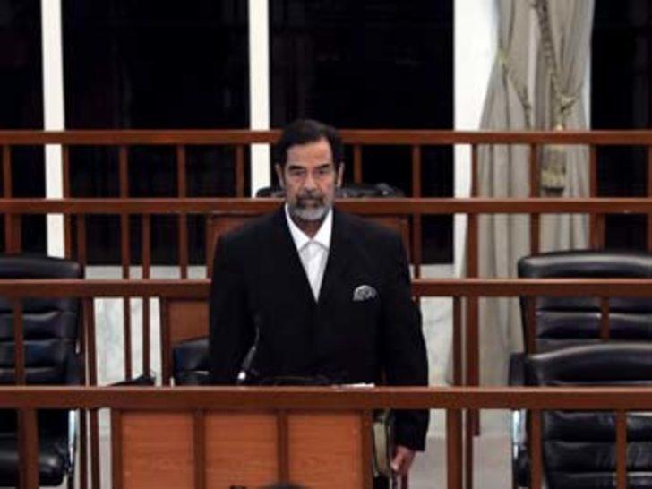 Saddam davası Türkiye yüzünden basına kapandı