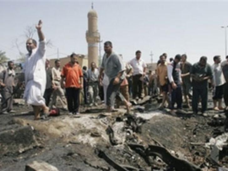 Bağdat'ta intihar saldırısı: 33 ölü