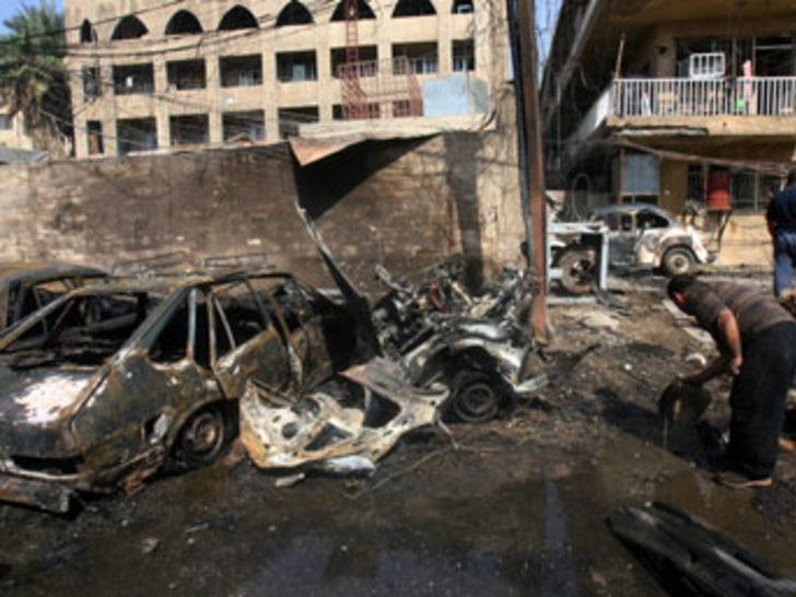 Irak'ta günün bilançosu: 77 ölü