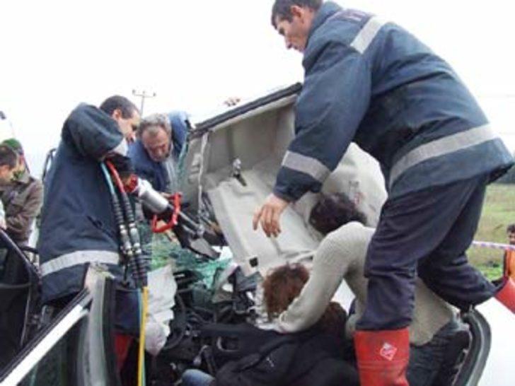Bursa'da ölenlerin sayısı 4'e yükseldi