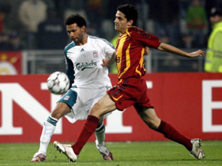 Galatasaray:3 Liverpool: 2