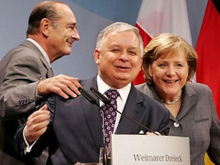 "Merkel-Chirac: ""Ültimatom yok"""
