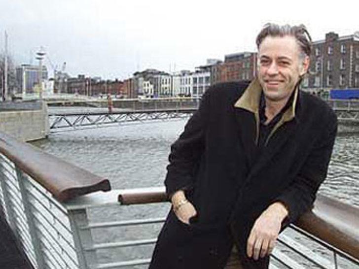 Geldof İstanbul'a geliyor
