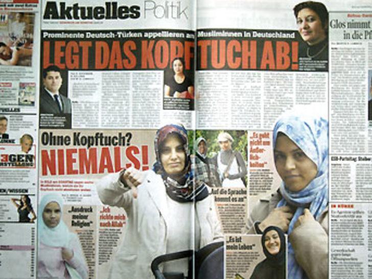 Almanya'da başörtüsü tartışmaları