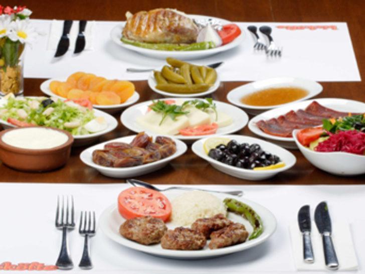 2008'in yemek başkenti İstanbul