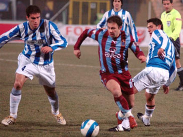 Ankaraspor: 0 Trabzonspor: 0