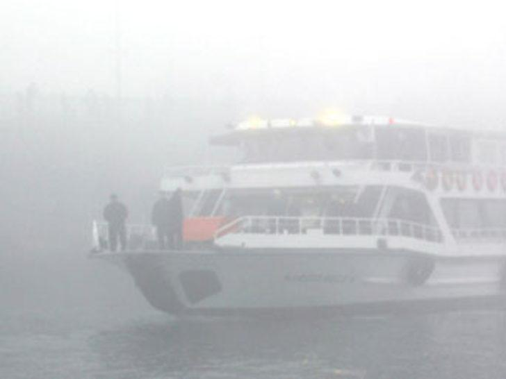 Marmara Bölgesi'nde yoğun sis uyarısı