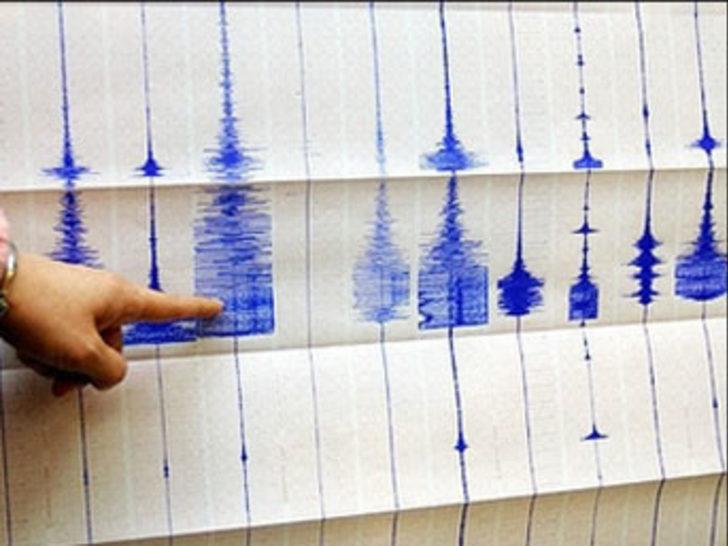 Endonezya'da 5,8 büyüklüğünde deprem
