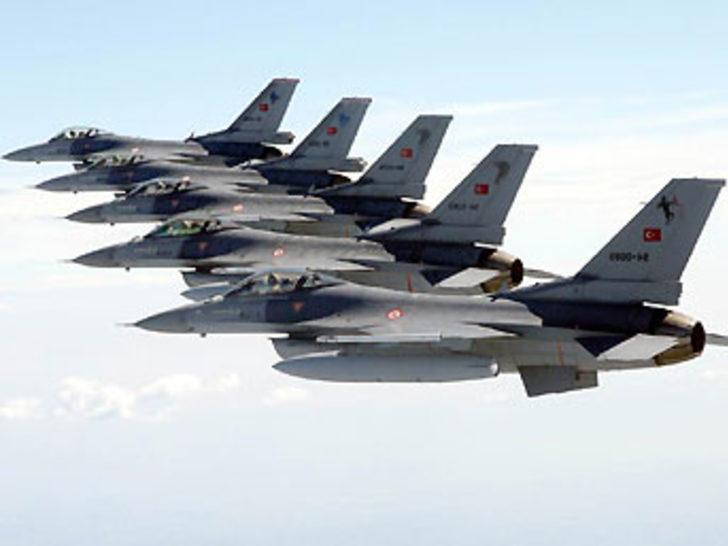 Türk-Yunan jetleri 10.kez karşı karşıya