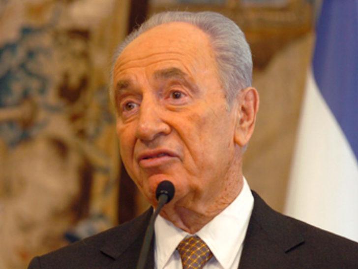 Peres: Türkiye ile ilişkilerimiz çok iyi