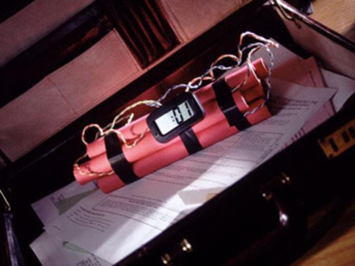Kanarya'da bomba paniği