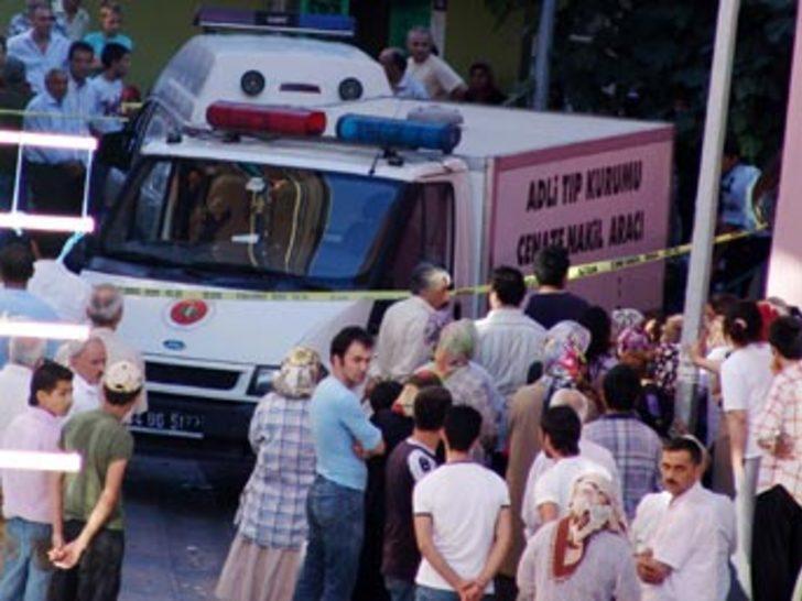 Kağıthane'de korkunç cinayet