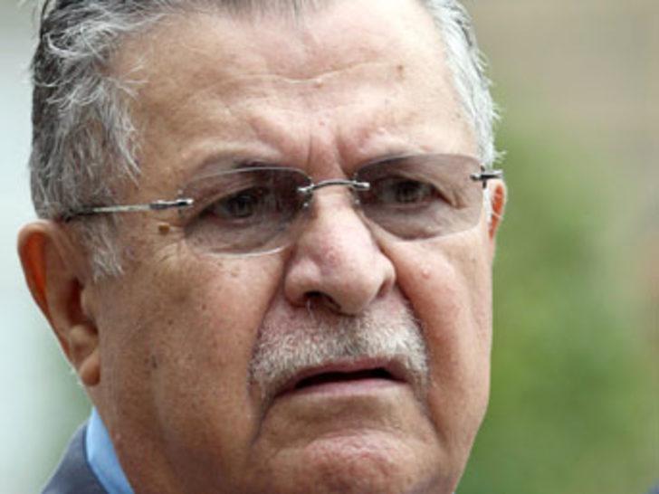 MHP'den Talabani sorusu