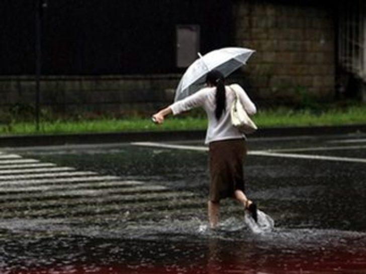 İstanbul'da etkili yağış bekleniyor