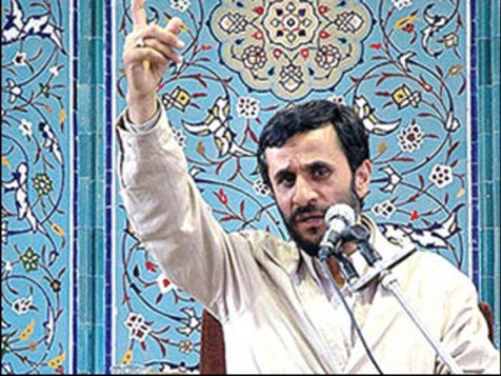 """Ahmedinejad: """"Yaptırım kararının önemi yok"""""""
