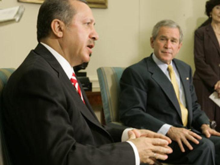 Bush ile görüşme olasılığı