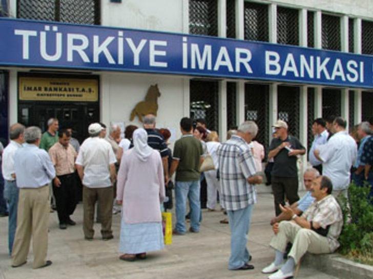İmar Bankası davası karara bağlandı