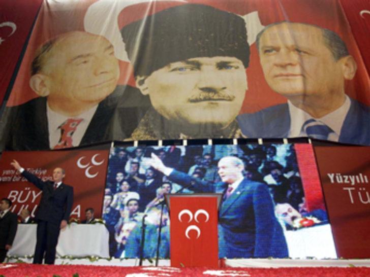 MHP Büyük Kongresi başladı