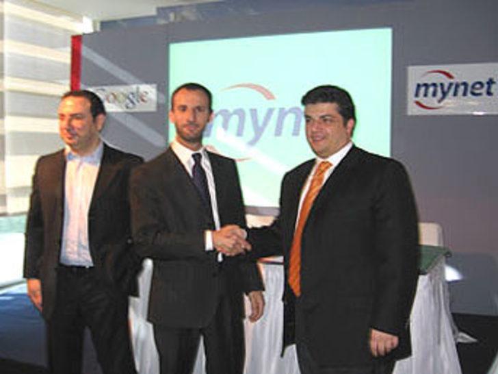 Mynet, Google'ı seçti