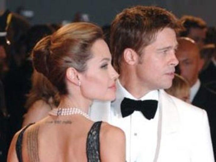 Jolie ve Pitt aşkında son nokta