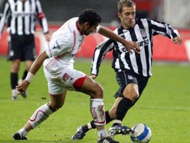 Beşiktaş evinde kayıp: 1-2