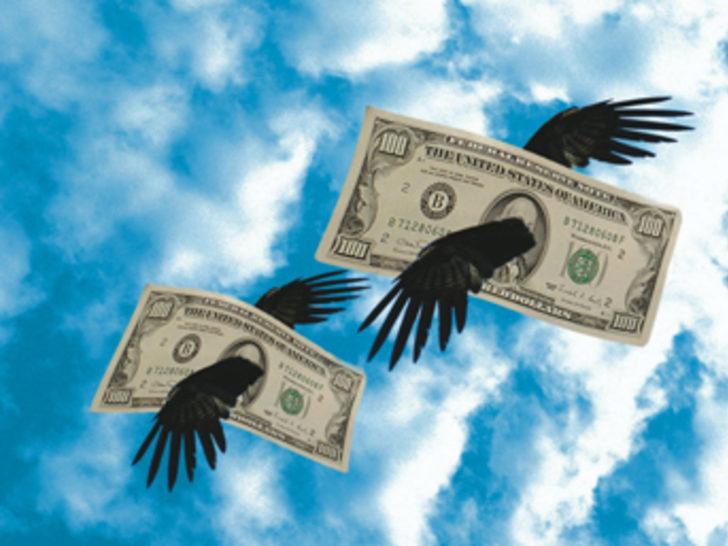 """Doların yine ateşi yükseldi """"hedef, 1,3500 YTL"""""""