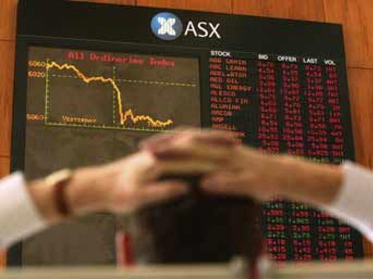 Borsa'da tedirginlik yükseldi, iniş hız kazandı