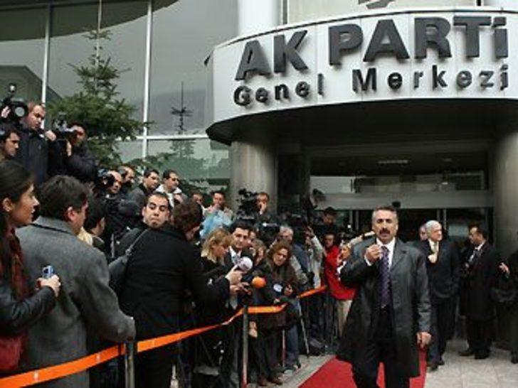 AKP'li vekiller olağanüstü toplanıyor