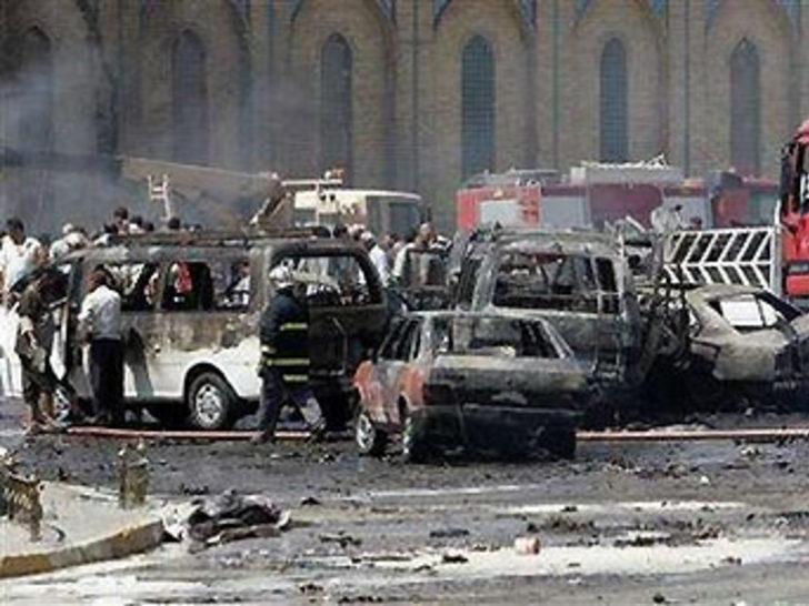 Bağdat'ın kuzeyinde kanlı eylem
