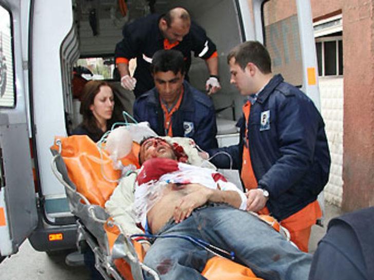 Bağcılar'da silahlı çatışma