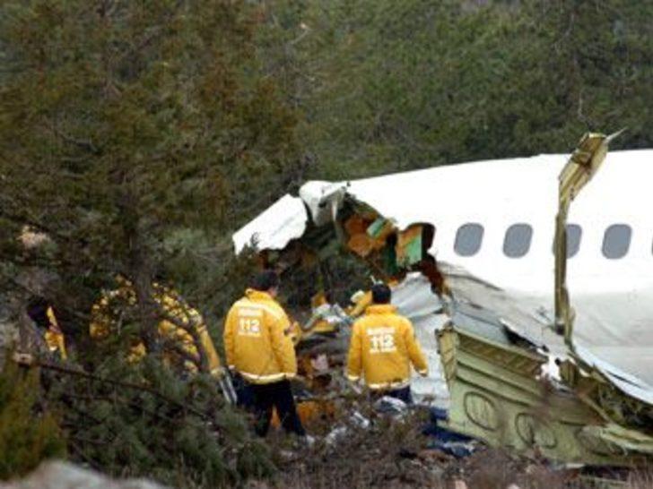 Uçak neden düştü?