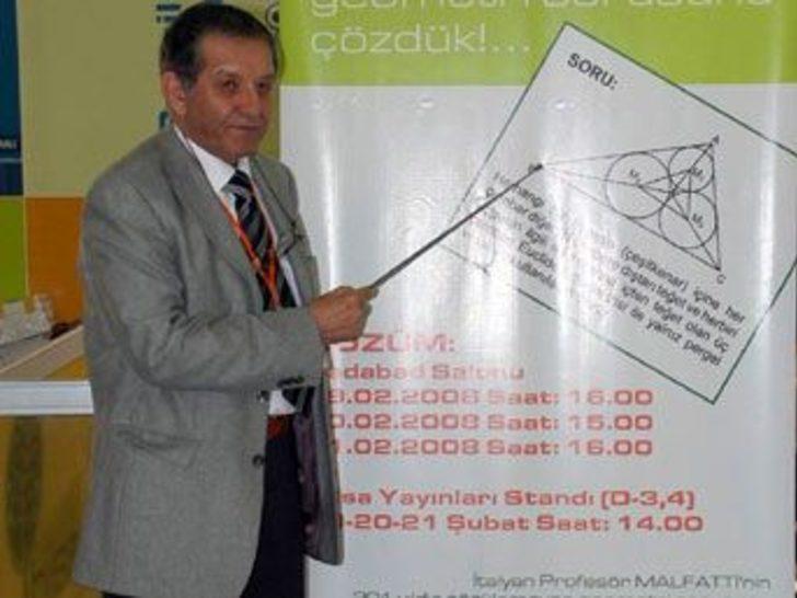 205 yıllık problemi Türk öğretmen çözdü