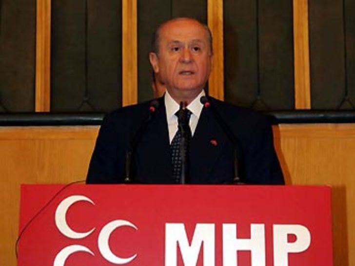 MHP, AKP'nin atacağı adımı bekliyor