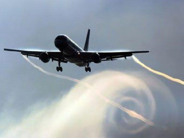 Galatasaray uçağında telefon paniği
