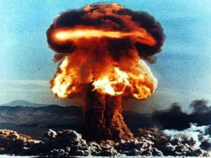 Nükleer süreci başladı