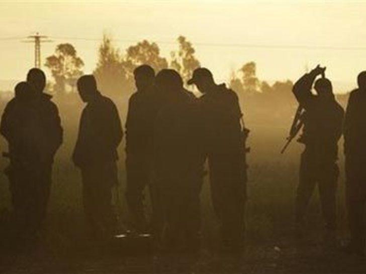 İsrail Ordusu Gazze'de ilerliyor